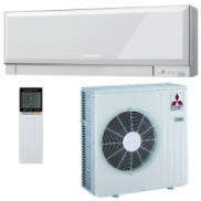 Сплит-система Mitsubishi Electric DC Inverter MSZ-EF35VE*W/MUZ-EF35VE (white) серия design